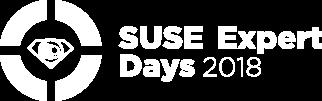 SUSE Expert Days 2018 Logo