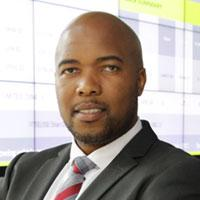 Xolani Holomisa, manager: business intelligence information services, Johannesburg Stock Exchange