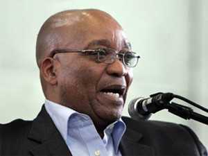President Jacob Zuma delivered his tenth State of the Nation Address in Parliament this evening.