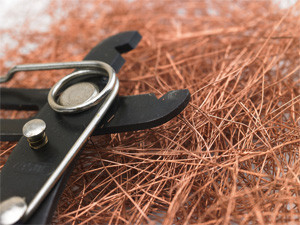 Copper theft may be stabilising at levels above R10 million per month, Sacci says.