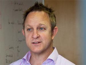 David Prosser, CEO, ComUnity.