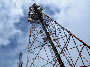 Cellphone companies do not need permission to enter land to erect, or maintain, a base station.