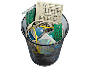 The majority of SA's e-waste industry players have little choice than to export.