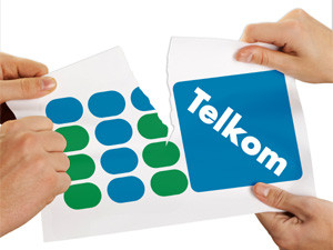 Government currently holds a majority stake in Telkom of 39%.