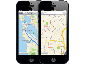 With iOS 6, Apple has ripped off the Band-Aid and replaced Google Maps with its own in-house Maps app.