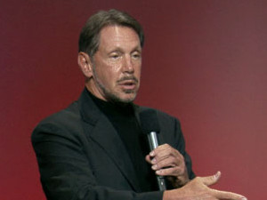 Amazon's cloud lead is over, says Larry Ellison, Oracle chairman and CTO.