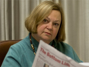 DA shadow minister of communications Marian Shinn will lay criminal charges against communications minister Dina Pule.