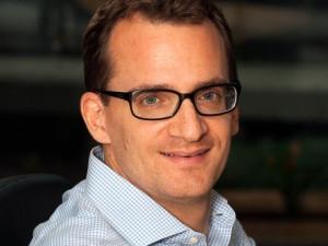 Daniel Jaeger, Vice-President of Alcatel-Lucent activities in Africa.