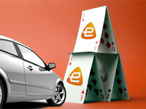 The Gauteng e-toll system is a house of cards that is going to come crashing down, says Outa chairperson Wayne Duvenage.