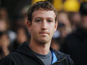 People will go to great lengths to get online, says Facebook CEO Mark Zuckerberg.