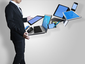 End-users are ignoring the PC in favour of computing that allows them to be mobile.