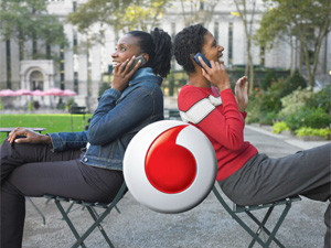 Vodacom added three million customers in SA during the year ended 31 March.