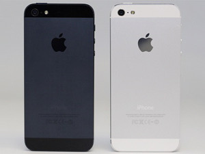 The IPhone 5 Has An Anodised Aluminium And Glass Body Is Available In Black