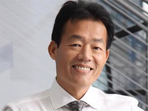 Mustek CEO David Kan.