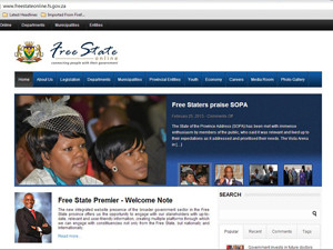 Allegations have emerged that the award of the multimillion-rand tender for 38 Free State Web sites was not procedurally correct.