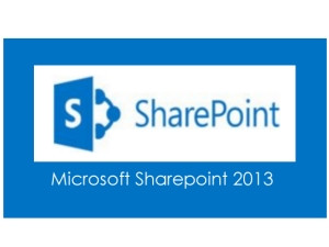 SharePoint 2013 allows customers to build intranets, extranets and Web sites without additional licensing or cost.