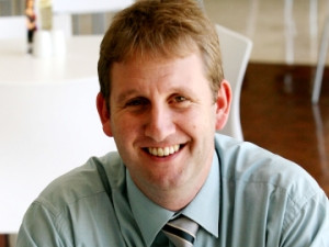 Dr Andrew Hutchison, expert for intelligent networks at T-Systems in South Africa.