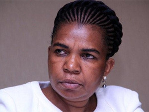 Former communications minister Dina Pule was axed before the public protector's probe into her misconduct wrapped up.