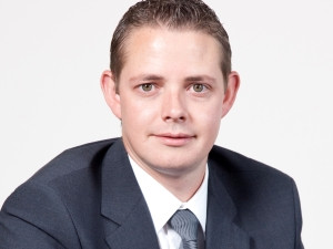Mimecast - Heino Gevers, Senior Sales Engineer with specialisation in information security
