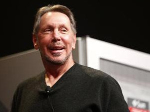 The technology will go on sale as an add-on to Oracle's existing databases, says CEO Larry Ellison.