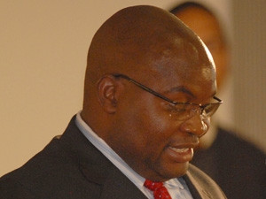 Former public services and administration minister Richard Baloyi.