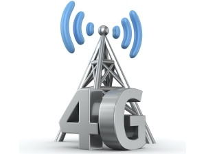 A research report predicts 4G networks will capture two-thirds of data traffic by 2018.