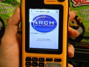 Arch Retail Systems has developed Arch Mobile from retailers' requests for a mobile store management device.