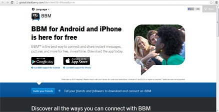 BBM snapped up by Android, iPhone users | ITWeb