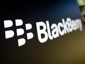 BlackBerry had 0.5% of the market at the end of the second quarter, the IDC says. Photograph by Reuters.