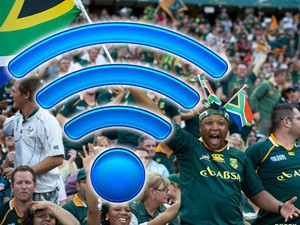 The WiFi initiative will possibly be expanded to a number of stadiums across SA.