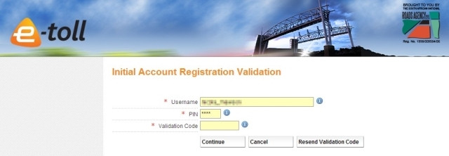Sanral's e-toll site allowed any user's PIN to be stolen and their account compromised.