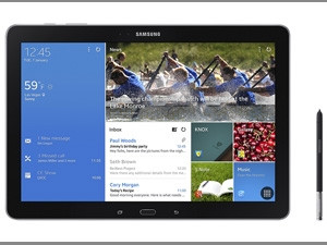 Samsung Galaxy Tab Pro 12 - Sporting a completely redesigned interface, Samsung appears to be moving away from the Android experience, possibly setting the scene for a new Tizen-powered product range. Meanwhile, the tablet market's ongoing fragmentation is causing headaches for IT management.