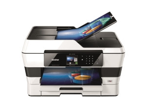 New sleek and stylish A3 inkjet Multi-Function Centre range that can do almost everything - in A4 and A3.