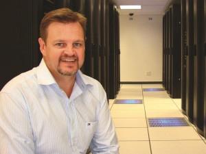 Lex van Wyk, CEO of Teraco Data Environments.