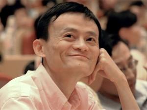 Alibaba executive chairman Jack Ma.