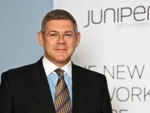 Adrian Pickering, Vice President, Middle East & Africa, Juniper Networks
