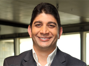 Vodacom CEO Shameel Joosub says M-Pesa will be seen as having gained traction when it has one million users.