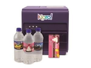 Bartrans introduces the Kiaro! desktop inkjet label printer
