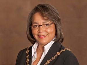 Cape Town executive mayor Patricia de Lille.