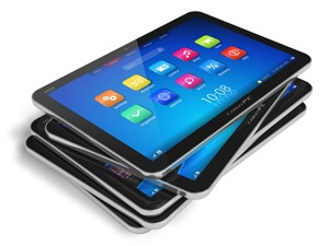 Tablet vendors are expected to turn their attention away from tablets in future.
