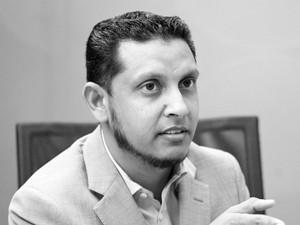 Reshaad Sha, chief strategy officer, Dark Fibre Africa.