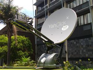 Satellites deployed will use Ka-band technology to  minimise radio frequency interference.