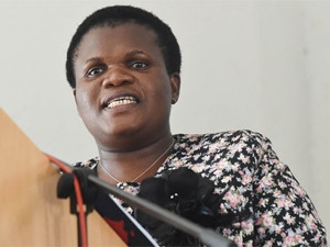 Communications minister Faith Muthambi will showcase ICT career opportunities.