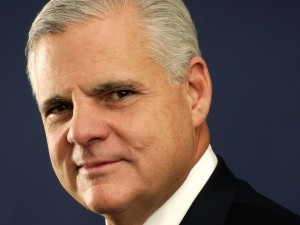 "EMC chairman and CEO Joe Tucci called the announcement ""bittersweet""."