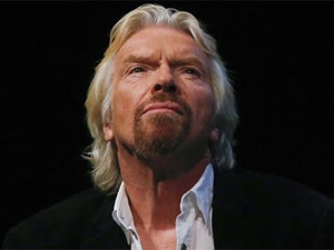"""You may find Virgin competing with the Tesla in the car business as we do in the space business,"" says billionaire entrepreneur Richard Branson."
