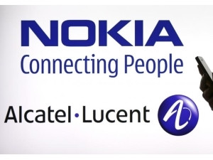 The combined businesses of Nokia and Alcatel-Lucent will see Nokia become the second largest network provider after Ericsson.