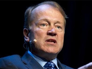 """Cisco's chairman John Chambers challenges those who call the Internet of Things """"hype"""" to rethink their approach. (Photo by Reuters)"""