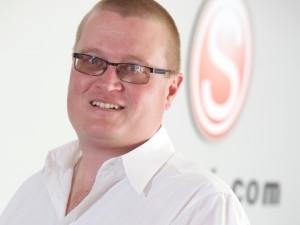 Richard Broeke, a security expert at Securicom.
