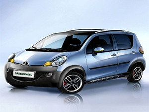 The Big Boss electric car will retail between R250 000 and R300 000.