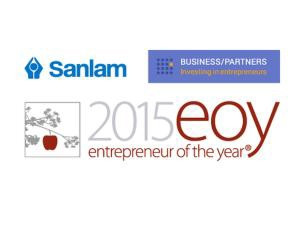 Four of the 15 finalists for the 2015 Sanlam /Business Partners Entrepreneur of the Year competition are part of the telecoms and tech sectors.